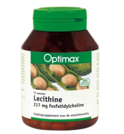 Lecithine 217 mg fosfaat