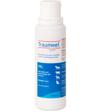 Traumeel gel S auv