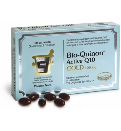 Bio quinon Q10 gold 100mg