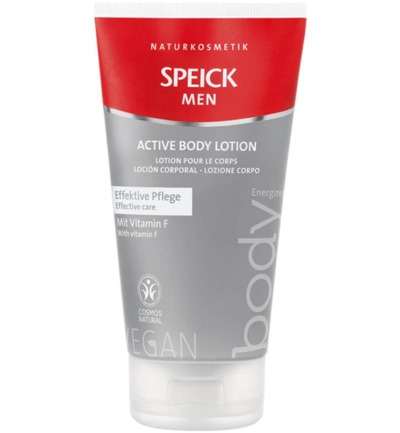 Bodylotion man active