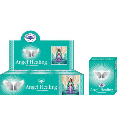 Kegelwierook angel healing