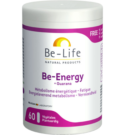 Be-energy & guarana bio