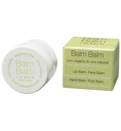 Lip balm fragrance free