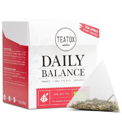 Daily balance thee