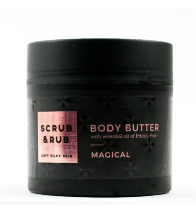 scrub&rub body butter magical