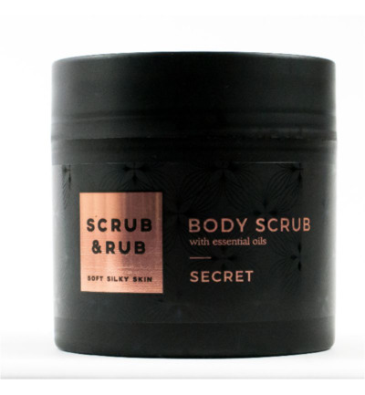 scrub&rub body scrub secret