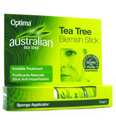 Austr.tea tree blemish stick