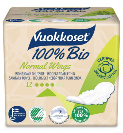 Maandverband normal wings