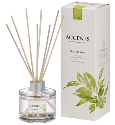 Accents diffuser tea for one