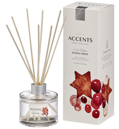 Accents diffuser warm cheer