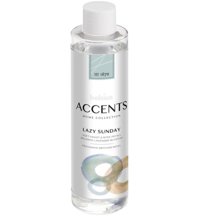 Accents diffuser refill lazy sunday