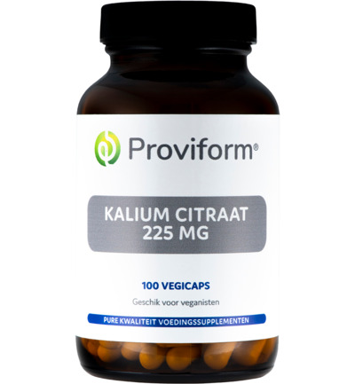 Kalium citraat 225 mg