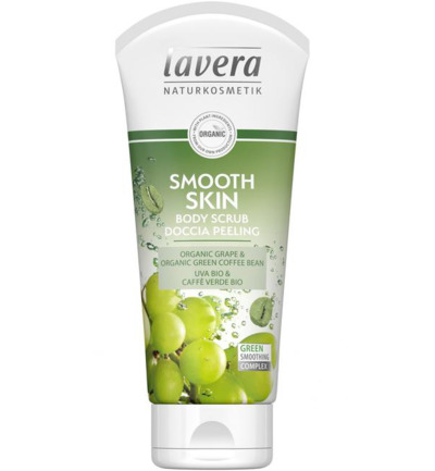 Douche scrub/shower scrub smooth skin