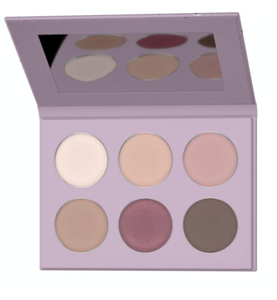 Oogschaduw/eyeshadow min selection pastel 02