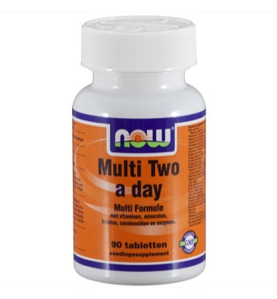 Multi two a day tabs
