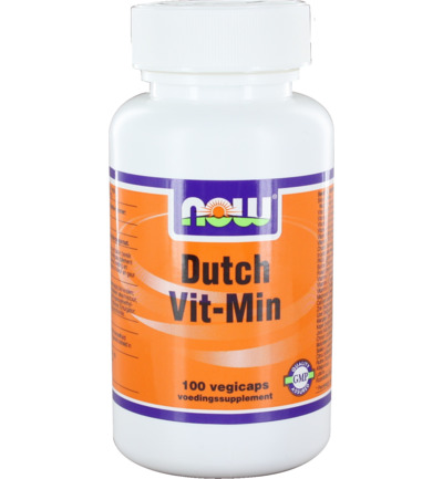 Dutch vit min caps