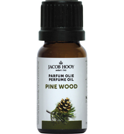 Jacob Hooy Parf Oil Den 10ml