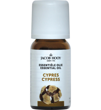 Jacob Hooy Cypres Olie (10ml)