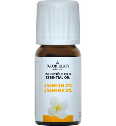 Jacob Hooy Jasmijn Olie 10ml
