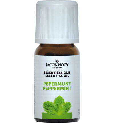 Jacob Hooy Pepermunt Olie (10ml)