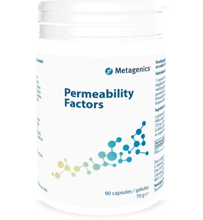 Funciomed Permeability Factors 90cap