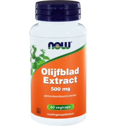 Olijfblad Extract 500 mg