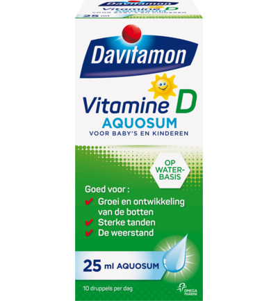 Davitamon D Aquosum 25ml