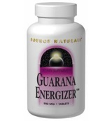 Guarana energizer 900 mg