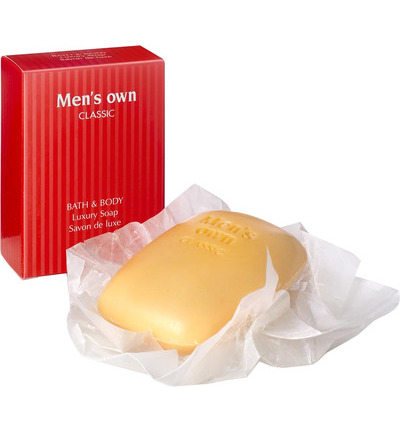 Men's own soap