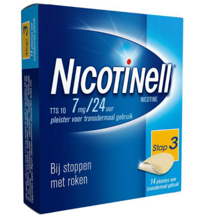 Nicotinell Tts10 7 Mg (14st)