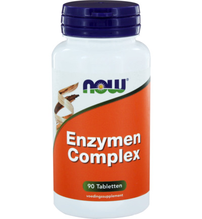 NOW Enzymen complex 800mg 90tabl