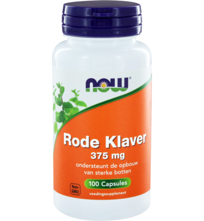 Red Clover 450mg Now 100cap
