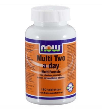 Multi two a day