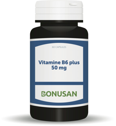 Vitamine B6 50 mg plus