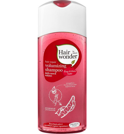 Hair repair shampoo volume
