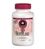 Hot flash woman