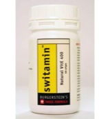 Natural vitamine E 400IE