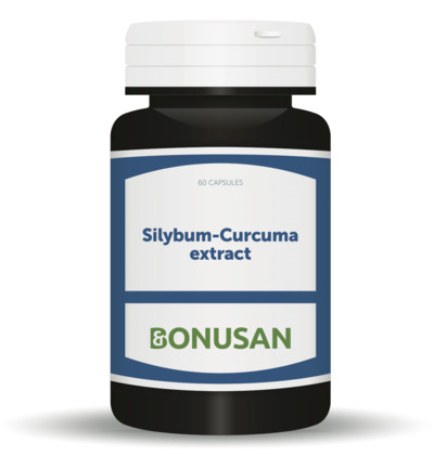Silybum curcuma extract