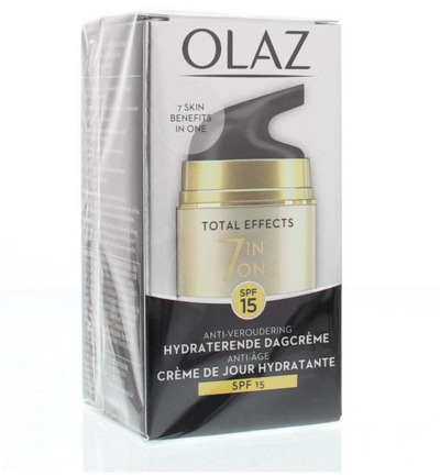 Total effects 7 in 1 dagcreme SPF15