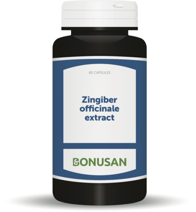 Zingiber officinalis extract