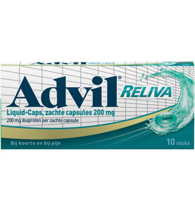 Advil Liquid Caps 200 (10cap)