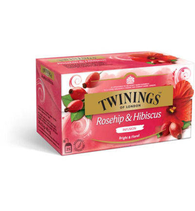 Twinings Infusions Rosehip (25st)