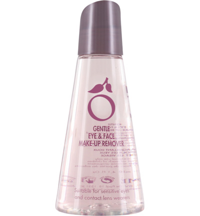 Eye make-up gentle remover