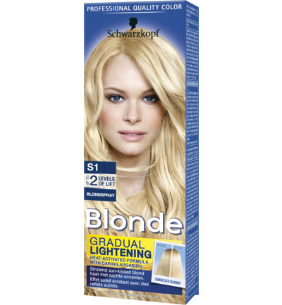 Schwarzkopf Poly Blonde Blondspray Super 125ml