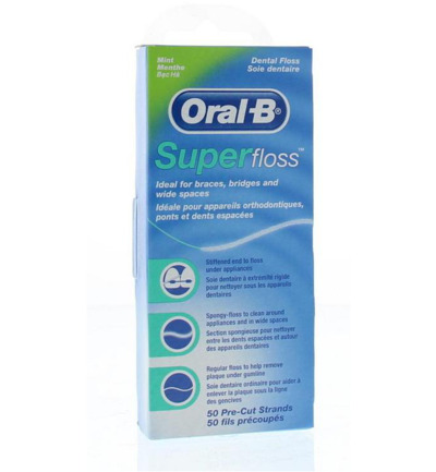 Floss super regular