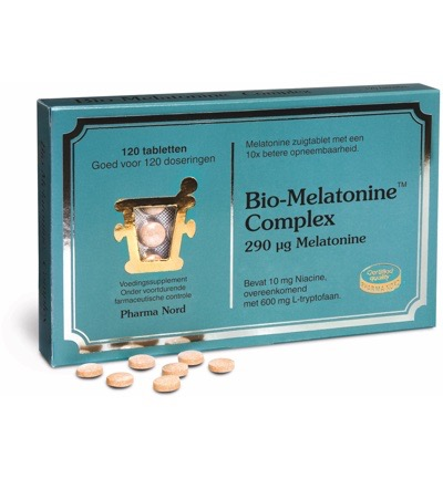Bio melatonine complex 0.3 mg