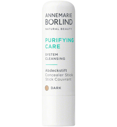 Purifying care camouflagestift stick donker