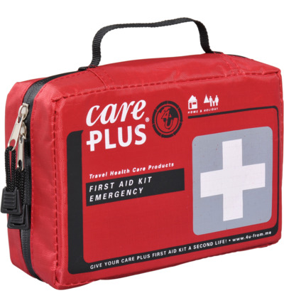 CARE PLUS Kit first aid emergency EX