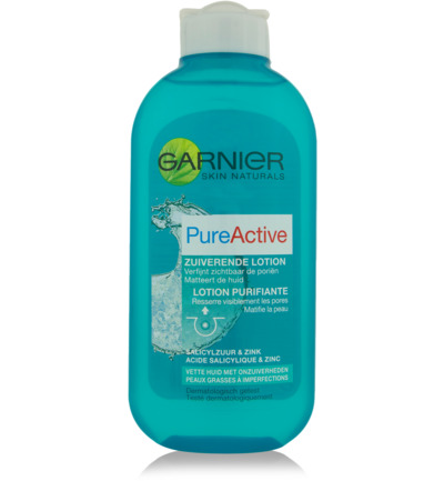 Pure Active face pure lotion