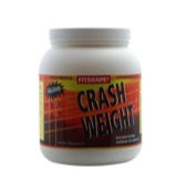 Crash weight chocolade